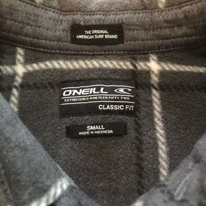 "O'Neill Shirts - O'Neill Mens ""Flannel"" Shirt - Perfect for Fall -S"